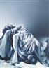 Gottfried Helnwein, UNTITLED (ANGEL WITH SKULL)