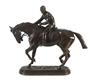 Isidore Bonheur, Le grand jockey