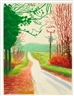 David Hockney: The Arrival of Spring - Pace New York (508 West 25th Street)