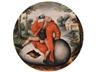 Pieter Brueghel the Younger, DER TRINKER AUF DEM EI