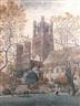 Hughson Hawley, Ely Cathedral