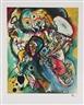 Wassily Kandinsky, Untitled - 17A