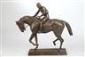 Isidore Bonheur, Jockey on Horseback