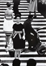 William Klein, Piazza di Spagna, Simone + Nina, Rome (Vogue)