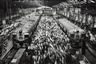 Sebastião Salgado, Church Gate Station, Western Railroad Line, Bombay, India