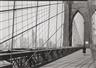 Todd Webb, Brooklyn Bridge, NY