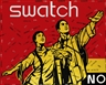 Wang Guangyi, GREAT CRITICISM SERIES: SWATCH