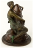 Bruno Zach, Erotic Bronze