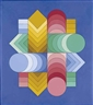 Victor Vasarely, Art et Architecture