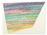 Piero Dorazio, Color Lithograph, Monolithos