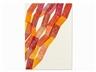 Piero Dorazio, Color Lithograph, Composition