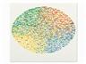 Piero Dorazio, Color Lithograph, Kornfeld