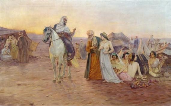 Arab slave desert and arab strip anything 2