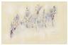 Wols, Cinq voiles arlequins (silhouettes de la ville)