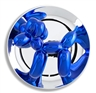 Jeff Koons, Balloon Dog - Blue