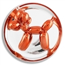 Jeff Koons, Balloon Dog - Red