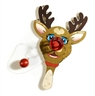 Jeff Koons, Rudolph the Red Nosed Reindeer  Paddle Ball Game
