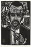 Erich Heckel, Zauberkünstler (Erinnerung an Paul Klee)