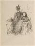 James McNeill Whistler, La Mère Malade (L. 77; S. 174)