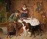 Adolf Eberle, Faithful Hunting Companions