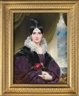 Moritz M. Daffinger, Portrait of Marie Daffinger, Neé Smalk von Smolenitz (1808-1880)