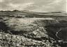 William Clift, La Mesita, from Cerro Seguro, New Mexico
