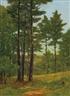 Charles Warren Eaton, Pine Woods