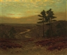 Charles Warren Eaton, The Clarion Valley