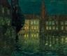 Charles Warren Eaton, Swans in the Moonlight