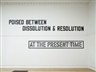 Lawrence Weiner: All In Due Course - South London Gallery