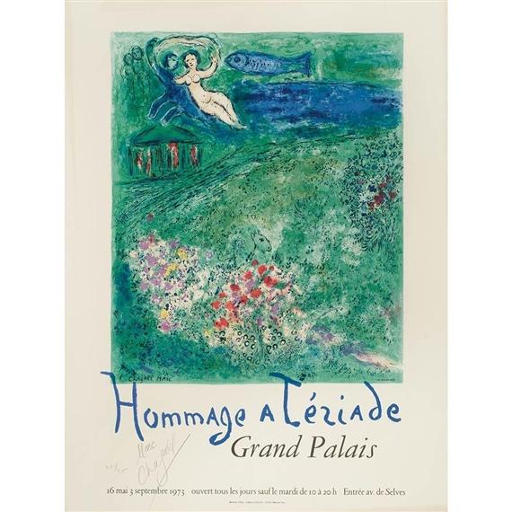 Marc Chagall The Tribe Of Zabulon Charles