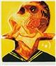 Dana Schutz, Bird in Throat, from Skowhegan portfolio no. 1