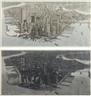 Richard Haas, 2 works; Manhattan View, Battery Park; Manhattan View, Battery Park, Night