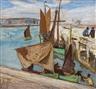 Constant Permeke, Le port d'Ostende