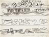 Lucio Fontana, Concetto Spaziale 17 D 1°