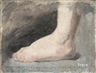 James Ensor, Pour célébrer ses pieds rares