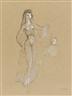 Leonor Fini, Danseuse de harem