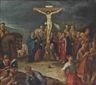 Pieter Lastman, The Crucifixion