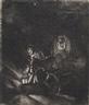 Rembrandt van Rijn, Flight into Egypt: A Night Piece