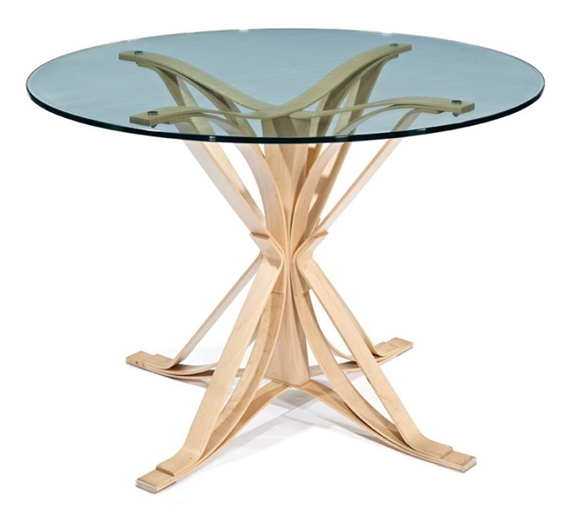 Frank gehry icing coffee table 1992 for Table 6 trick