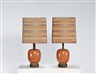 Paul László, Table lamps (2)