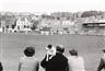 Bruce Davidson, Hastings, partita di cricket