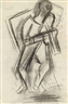 Jacques Lipchitz, Le Violiniste