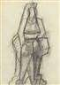 Jacques Lipchitz, Figure debout