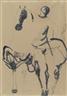 Marino Marini, Giocoliere e Cavallo