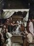 Hendrick Goltzius, La Dormition de la Vierge
