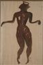 Diego Rivera, STYLIZED NUDE