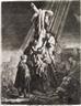 Rembrandt van Rijn, The Descent from the Cross: Second Plate