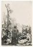 Rembrandt van Rijn, The Crucifixion: Small Plate