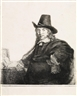Rembrandt van Rijn, Jan Asselyn, Painter